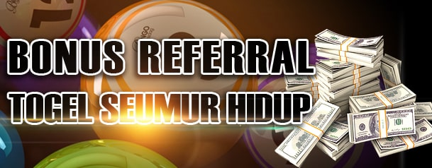 bonus referral togel sbobet bosbobet